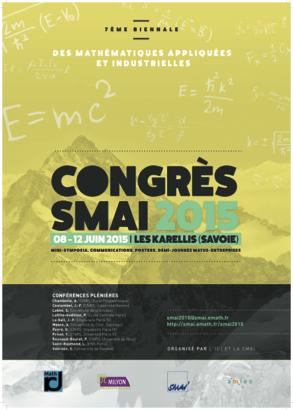 SMAI 2015 Congress